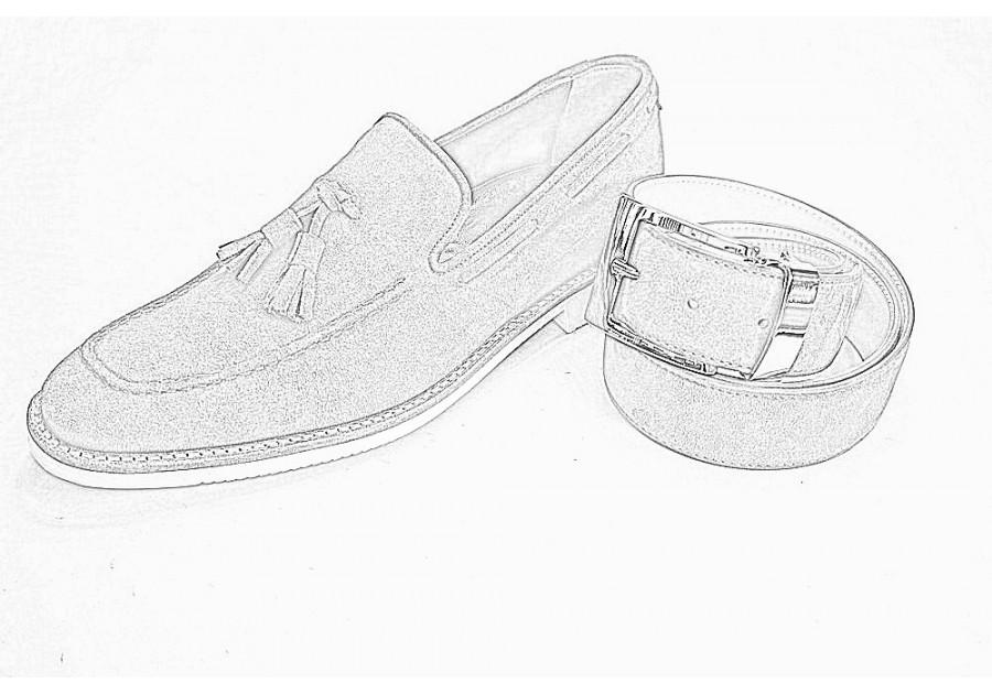 CINTURE per COORDINATI Scarpe Cintura