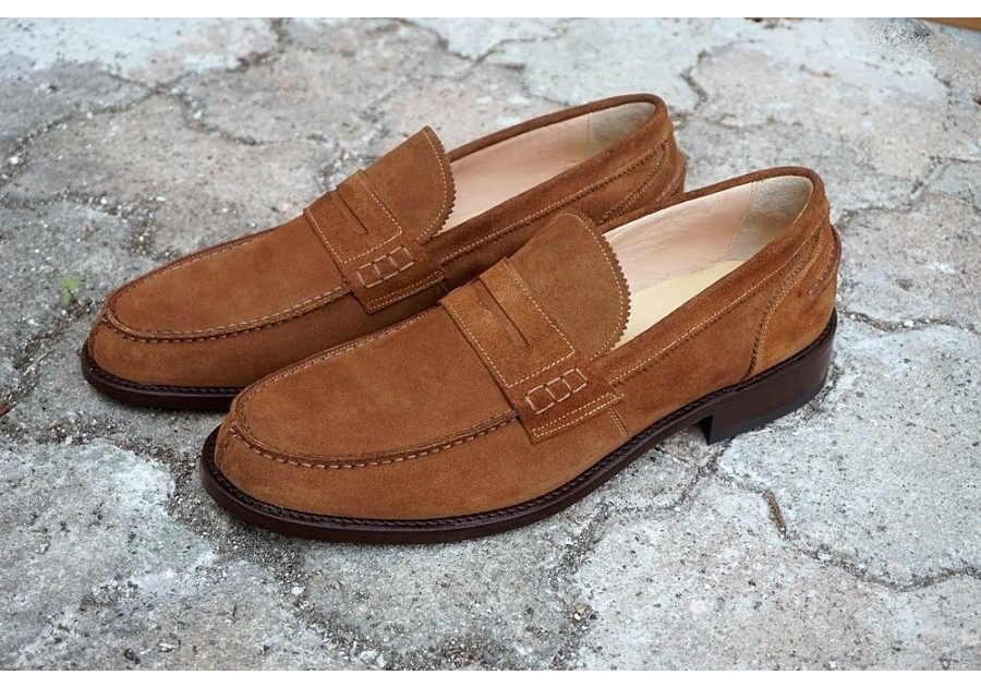 LINCOLN COLLEGE Suede - SCONTO OUTLET 30 % - Cod. PR 6603
