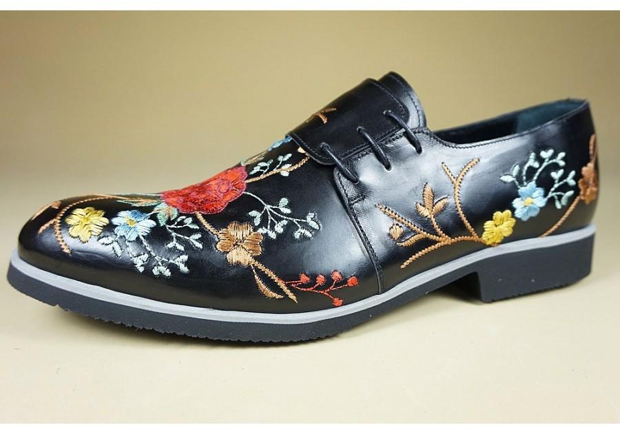 scarpe ricamate 3020 UM